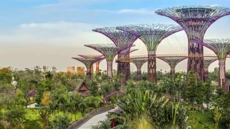 Αυτοί είναι οι τρεις πιο εντυπωσιακοί βοτανικοί κήποι