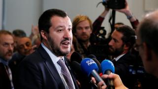 Σαλβίνι: Δεν θα αλλάξουμε τον προϋπολογισμό επειδή το θέλουν οι αγορές
