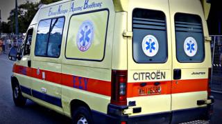 Θεσσαλονίκη: Πτώση άνδρα από τον τρίτο όροφο οικοδομής