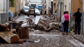 Χείμαρροι λάσπης έπνιξαν τη Μαγιόρκα - 10 οι νεκροί