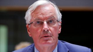 Ο Μπαρνιέ «βλέπει» συμφωνία για το Brexit μέχρι τις 17 Οκτωβρίου