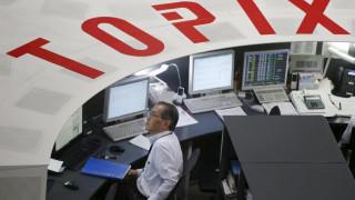 Ιαπωνία: Με μεγάλη πτώση ξεκίνησαν οι συναλλαγές στο χρηματιστήριο του Τόκιο