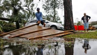 Κυκλώνας Μάικλ: Εκτεταμένες καταστροφές από το σαρωτικό πέρασμά του από τη Φλόριντα