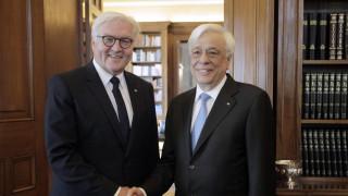 Έκκληση Παυλόπουλου – Στάινμαϊερ για επιστροφή στις θεμελιώδεις ιδέες της Ε.Ε