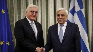 Παυλόπουλος σε Σταϊνμάιερ: Μόνο με επίλυση του ονοματολογικού θα μπει η πΓΔΜ στο ΝΑΤΟ