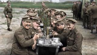 Ο Πίτερ Τζάκσον «δίνει χρώμα» στον Α' Παγκόσμιο Πόλεμο στο νέο του ντοκιμαντέρ