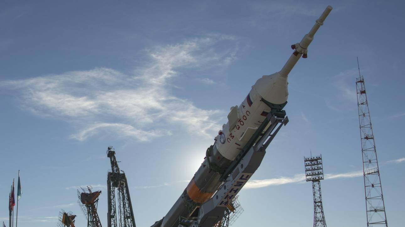 Ατύχημα κατά την εκτόξευση του διαστημικού πυραύλου Soyuz