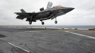 ΗΠΑ: Καθηλώνονται τα μαχητικά F-35 με εντολή του Πενταγώνου