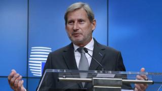Χαν: Απαράδεκτες οι ενέργειες της αντιπολίτευσης της πΓΔΜ