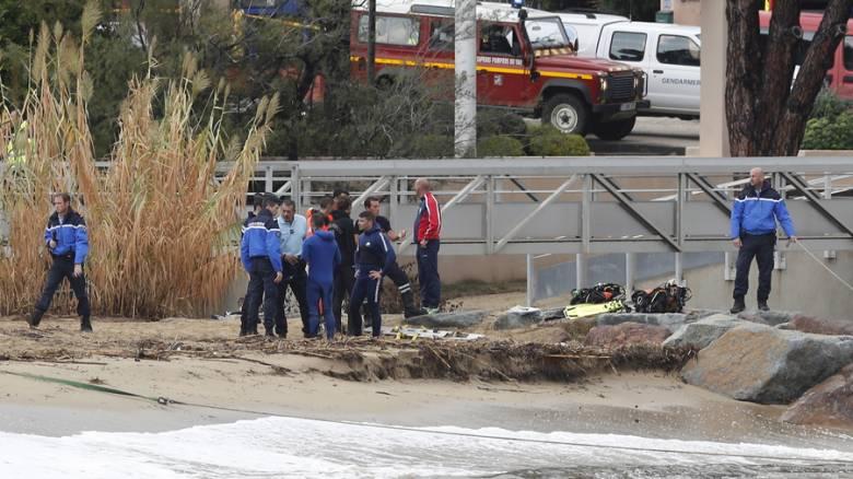 Ορμητικοί χείμαρροι στη Γαλλία - 2 άτομα πνίγηκαν