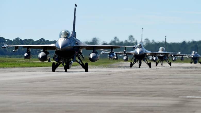 Έκρηξη σε αεροπορική βάση στο Βέλγιο - Καταστράφηκε ένα F-16