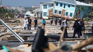 Κυκλώνας Μάικλ: Με πλημμύρες απειλεί Βόρεια Καρολίνα και Βιρτζίνια