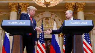 Πιθανή μία συνάντηση Τραμπ - Πούτιν στο Παρίσι τον Νοέμβριο