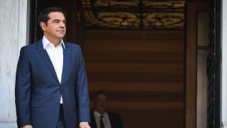 Τσίπρας: Χρέος μας ο σταθερός αγώνας ενάντια στο φασισμό