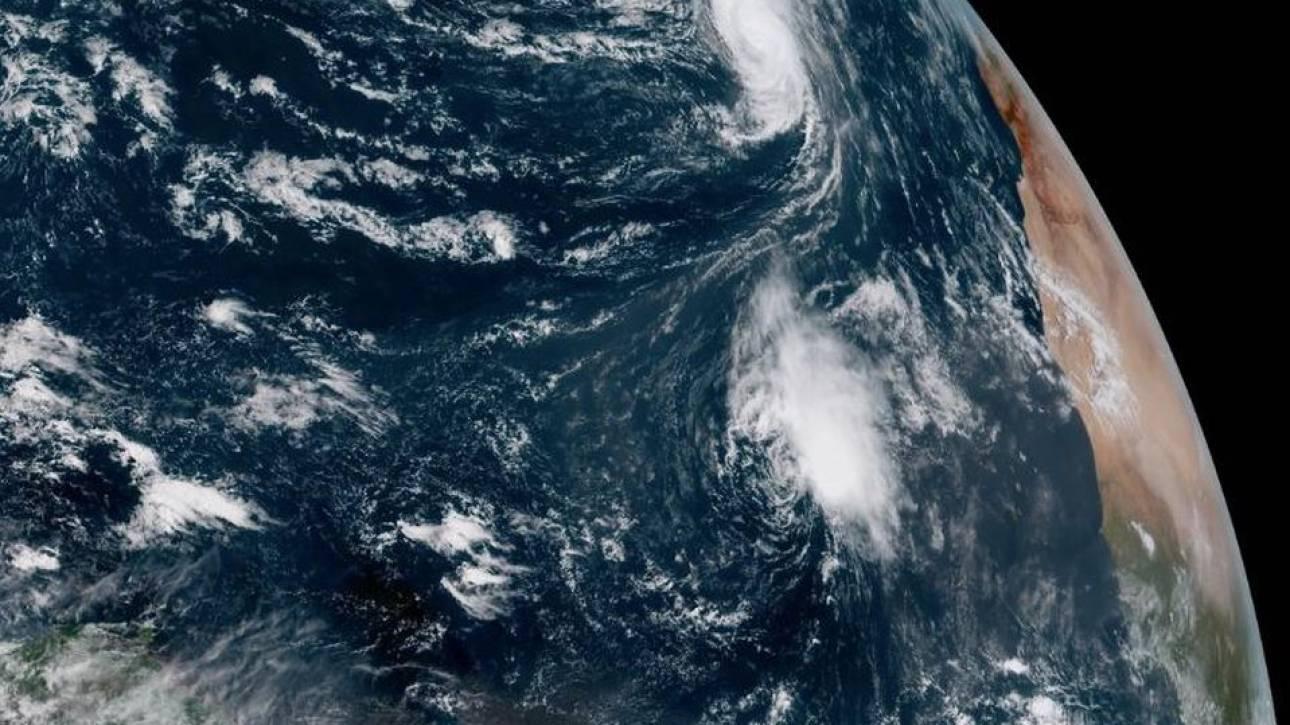 Ο κυκλώνας Λέσλι «απειλεί» Ισπανία και Πορτογαλία
