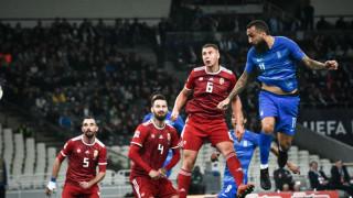 Nations League: «Ζωντανή» η Ελλάδα, 1-0 την Ουγγαρία