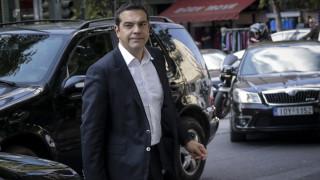 Με την ομιλία του πρωθυπουργού ξεκινούν οι εργασίες της Κ.Ε του ΣΥΡΙΖΑ