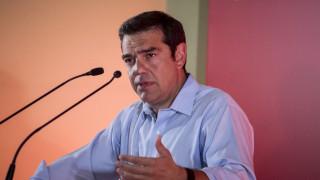 Ομιλία Τσίπρα στην Κ.Ε. του ΣΥΡΙΖΑ