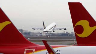 Ο Ρίτσαρντ Κουέστ μετρά τις ώρες και μας ξεναγεί στη μεγαλύτερη πτήση του κόσμου