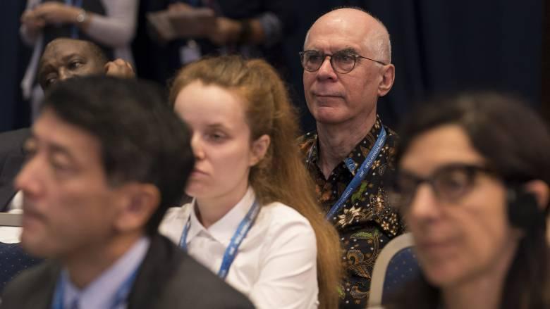 Τι φόρεσαν οι υπουργοί Οικονομικών στην Σύνοδο του ΔΝΤ στο Μπαλί