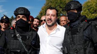 Ιταλία: Έκρηξη μικρού αυτοσχέδιου μηχανισμού λίγες ώρες πριν την επίσκεψη Σαλβίνι
