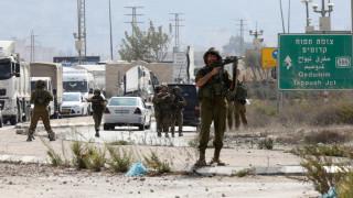 Δυτική Όχθη: Νεκρή μητέρα 8 παιδιών - Πετροβόλησαν το αυτοκίνητό της