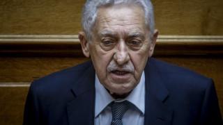 Κουβέλης: Όσο το ΚΙΝΑΛ επιθυμεί ήττα του ΣΥΡΙΖΑ, τα περιθώρια συμπόρευσης στενεύουν