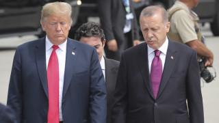 Το «ευχαριστώ» του Τραμπ στον Ερντογάν για την υπόθεση Μπράνσον