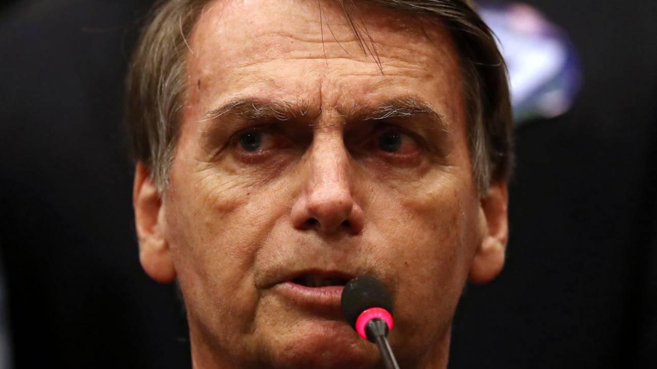 Φερνάντου Χαντάντ: Ο Μπολσονάρου «υποδαυλίζει τη βία» δηλώνει ο υποψήφιος της αριστεράς