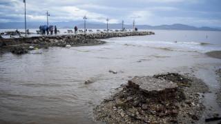 «Καμπανάκι» για τη διάβρωση των ακτών στη δυτική Ελλάδα
