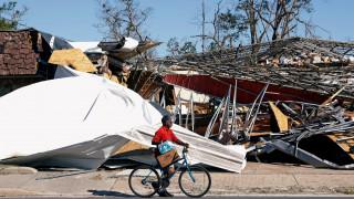 Εικόνες καταστροφής: Η παραλία του Μεξικού πριν και μετά το πέρασμα του κυκλώνα Μάικλ