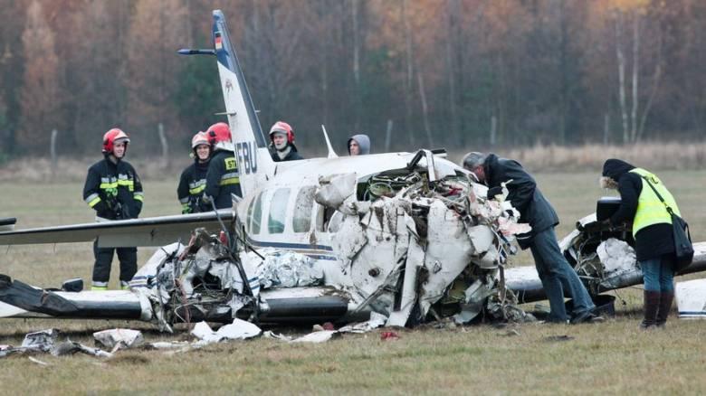 Γερμανία: Αεροπλάνο τσέσνα έπεσε σε πλήθος – Τουλάχιστον τρεις νεκροί