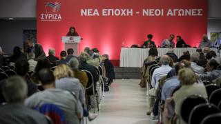 Η νέα πολιτική γραμματεία του ΣΥΡΙΖΑ - Δείτε τα ονόματα