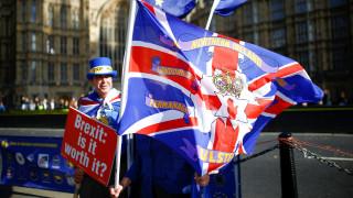 Brexit: Παύση διαπραγματεύσεων μέχρι τη Σύνοδο Κορυφής της ΕΕ