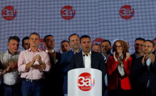 ΠΓΔΜ: Αρχίζει η «μάχη» του Ζάεφ για την αλλαγή του Συντάγματος