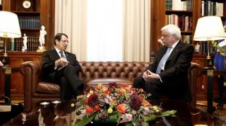 Στην Κύπρο την Τρίτη ο Πρόεδρος της Δημοκρατίας Προκόπης Παυλόπουλος