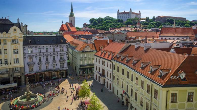 Μπρατισλάβα: Τρία αξιοθέατα που αξίζει να επισκεφθείτε
