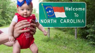 Το πιο πολυταξιδεμένο μωρό: Πέντε μήνες ζωής, πενήντα πολιτείες