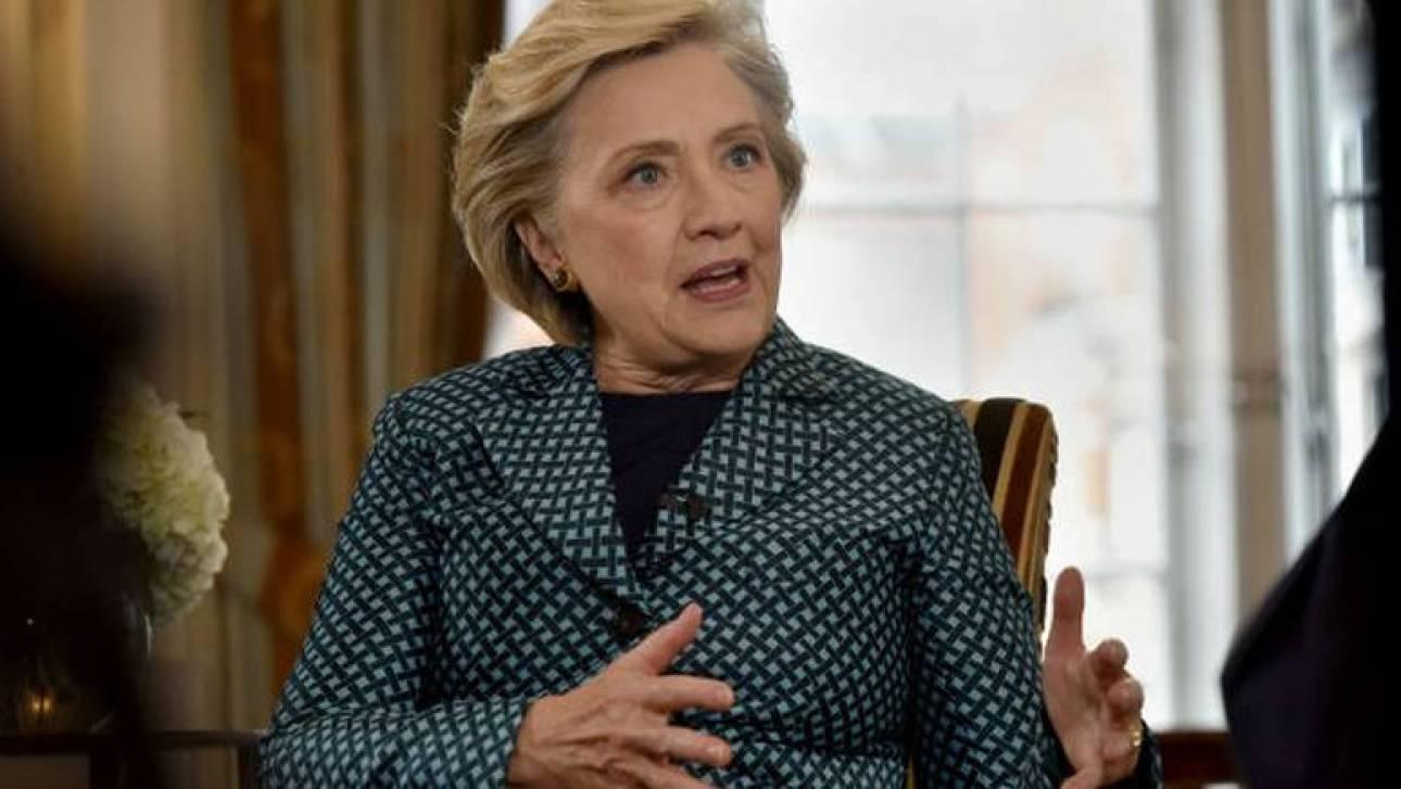 «Δεν ήταν κατάχρηση εξουσίας»: Η Χίλαρι Κλίντον για τη σχέση του συζύγου της με τη Μόνικα Λεβίνσκι