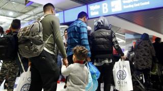 Οικογενειακή επανένωση στη Γερμανία για 177 πρόσφυγες