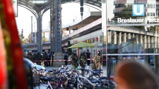 Αίσιο τέλος στην ομηρία σε σιδηροδρομικό σταθμό στην Κολωνία