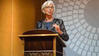 Λαγκάρντ: Δύο οι μεγάλες κατηγορίες κινδύνων για την παγκόσμια οικονομία