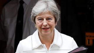 Brexit: Αισιοδοξία Μέι για συμφωνία