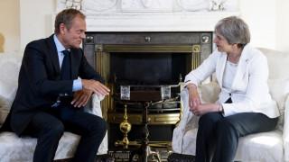 Τουσκ: Πιθανότερο από ποτέ το ενδεχόμενο Brexit χωρίς συμφωνία