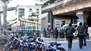 Κολωνία: «Άρωμα» τρομοκρατίας στην ομηρία στον σιδηροδρομικό σταθμό