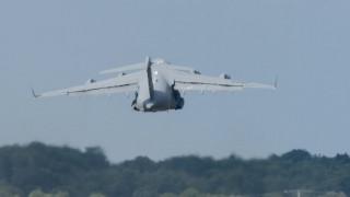 Συντριβή μαχητικού αεροσκάφους στη Σαουδική Αραβία