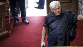 Παπαχριστόπουλος: Θα ψηφίσω τη Συμφωνία των Πρεσπών και μετά θα παραδώσω την έδρα μου
