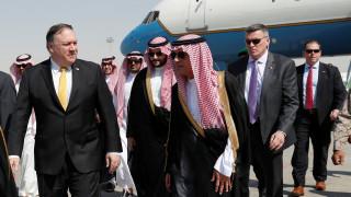 Θρίλερ με την υπόθεση Κασόγκι: Στο Ριάντ ο Aμερικανός υπουργός Εξωτερικών