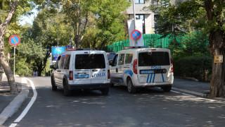 Άγκυρα: Προσπάθησε να εισβάλει στην πρεσβεία του Ισραήλ με... τρακτέρ