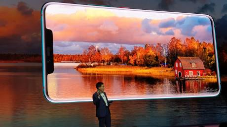 H Huawei ανεβάζει τον πήχη στα premium smartphones με το Mate 20 Pro